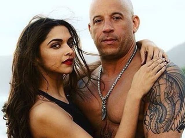 The Bajirao Mastani actor will make her Hollywood debut with the third instalment of xXx, titled xXx: The Return of Xander Cage, which also stars Diesel, Nina Dobrev, Samuel L. Jackson, Donnie Yen and Tony Jaa.