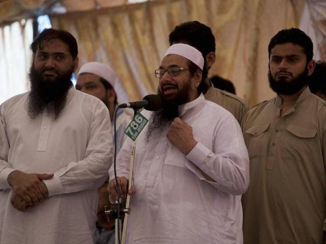 Hafiz Saeed,JuD,Jamaat-ud-Daawah