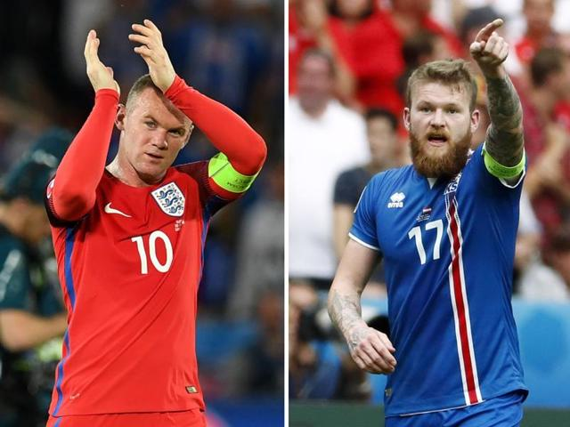 """Ronaldo slammed Iceland's """"small mentality"""" after the two teams' 1-1 draw."""