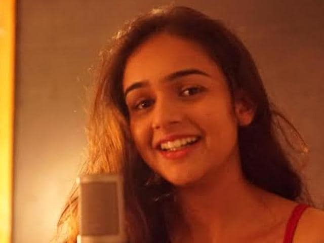 Kaveri, the daughter of Suchitra Krishnamurti and Shekhar Kapur.