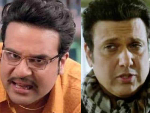 Krushna Abhishek and his uncle Govinda are not on good terms these days.