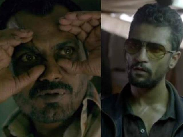Nawazuddin Siddiqui plays the title role in Anurag Kashyap's  Raman Raghav 2.0.  Vicky Kaushal also features in lead role in the film.