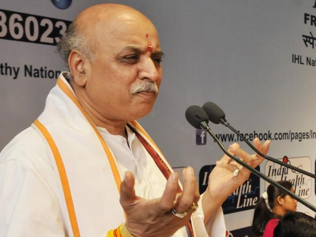 VHP leader Praveen Togadia said that the saffron group will soon launch an awareness campaign on the migration of the Hindus.