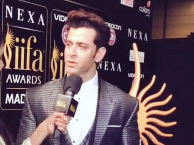The spat with Kangana Ranaut is not a thing of the past yet, says Hrithik Roshan.