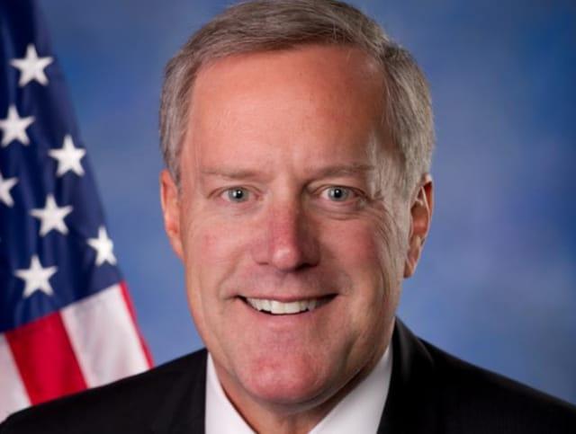 Congressman Mark Meadows.
