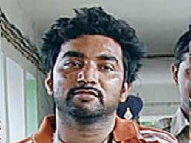 Sarman Shivhare (pictured above) was smart and had a charismatic personality. He killed at least 22 people before was caught by police.