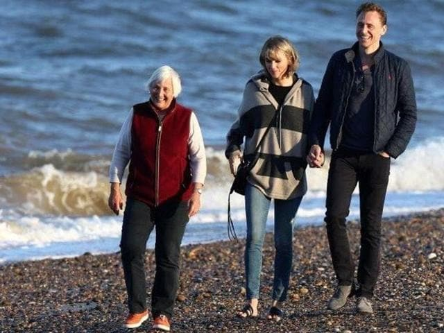 Their trip comes just a day after Taylor introduced the 35-year-old actor to her parents in Nashville, Tennessee on Thursday.
