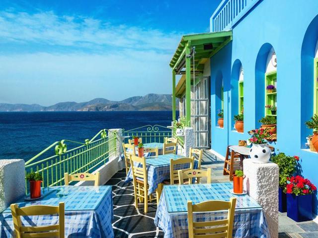 Travel,Greece,Cyclades