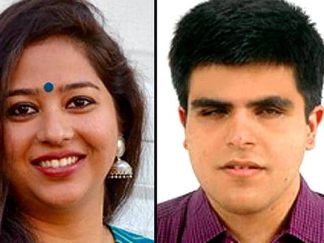 Neha Swain (28),  Kartik Sawhney (21) - two Indians got Queen's Young Leaders Award.
