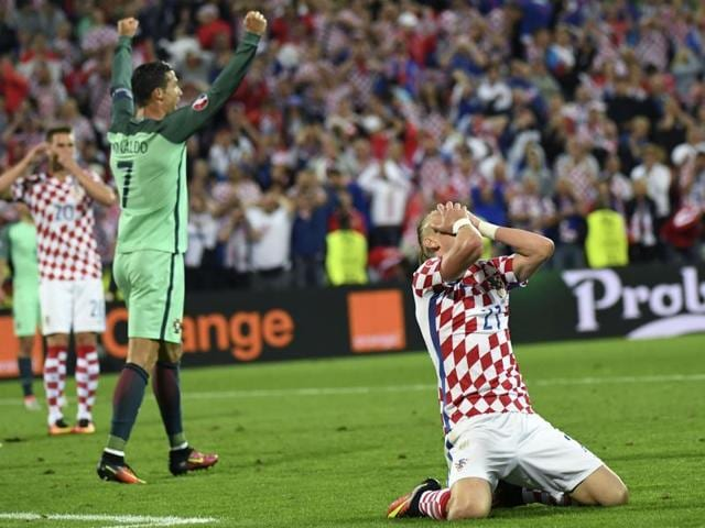 Cacic refuted suggestions his side had crumbled under the pressure of being classed as favourites after beating defending champions Spain to top Group D.