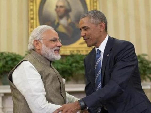 After a meeting between US President Barack Obama and Prime Minister Narendra Modi at the White House, the US, in a joint statement, recognised India as a 'Major Defence Partner'.