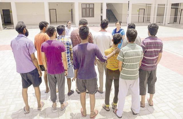 Punjab,drug rehabilitation,revival mode