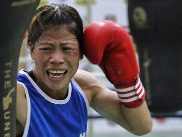 Mary Kom,Boxing,Ultimate Boxing Championship