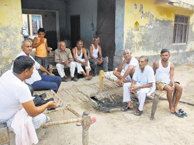 Residents said politicians who came to the village after the lynching failed to note the lack of development.