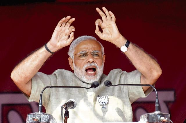 Prime Minister Narendra Modi talked about a range of issues including the International Yoga Day and the Emergency during his monthly radio programme, Mann Ki Baat on Sunday.