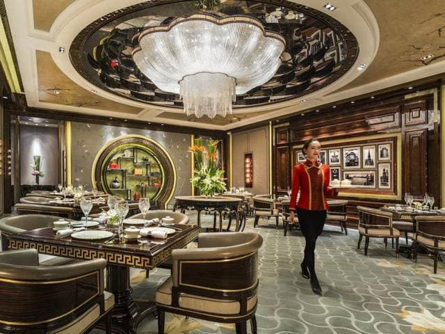 Over The Top Shanghai S First 7 Star Hotel Is A Museum Of Antiques