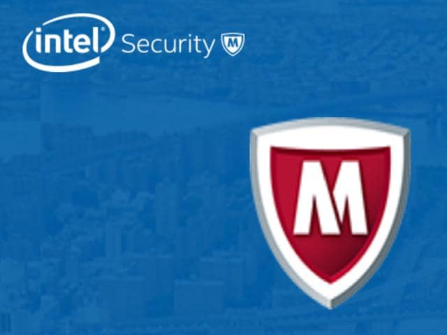 According to the report, Intel has been talking to its bankers about options for the Intel Security unit, which was previously known as McAfee.