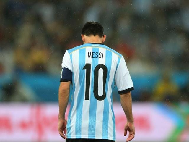Argentina's Lionel Messi shocked the sporting world on Monday, announcing his retirement from international football after his side lost the Copa America Centenario final to Chile in a penalty shootout after he failed to find the net. (Shutterstock)