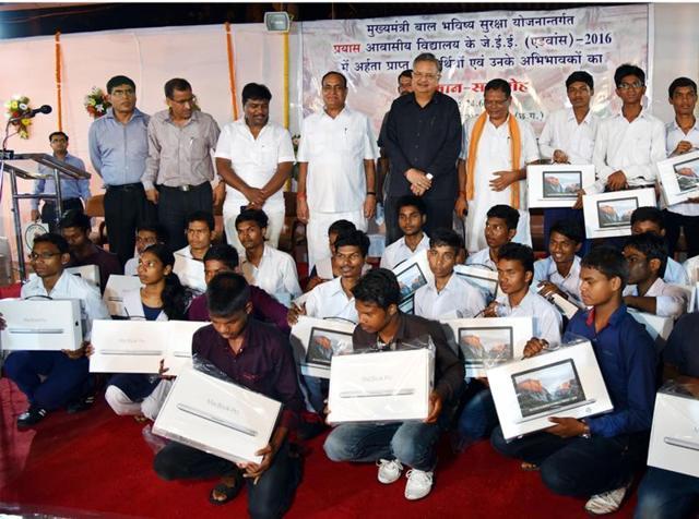 27 tribal students from Chhattisgarh script IIT success