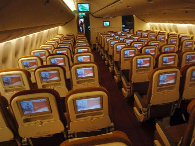 Airlines are permitted to sell seats up to 15% above a plane's capacity in anticipation of last-minute cancellations and stray passengers who missed their flights.