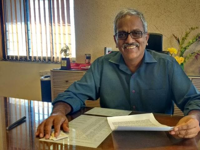 Satish Mathur took charge as the new director general of police recently