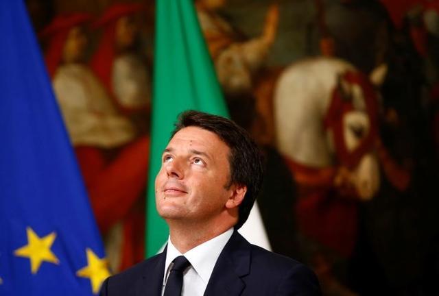 Matteo Renzi,Brexit,EU
