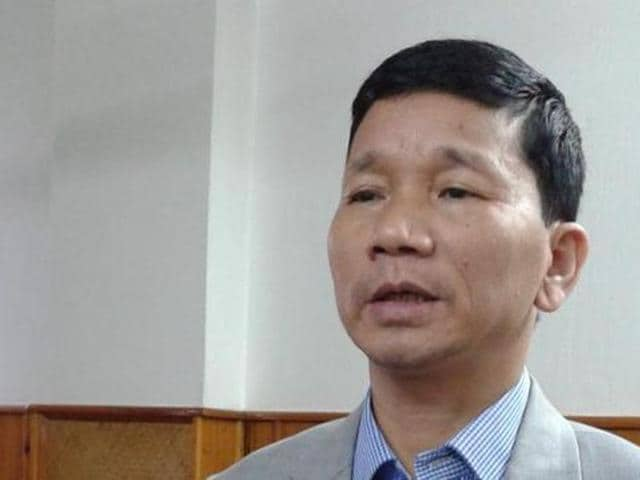 Arunachal Pradesh CM Kalikho Pul's party the PPA is part of a ruling alliance with the BJP.