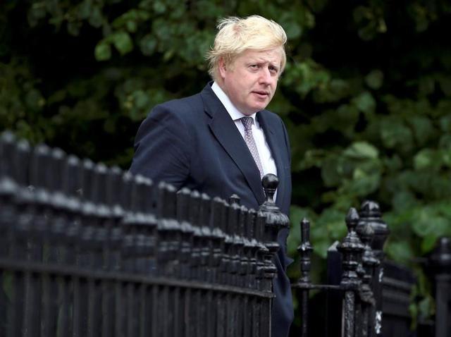 Boris Johnson,Jeremy Corbyn,Theresa May