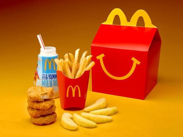 McDonald's,Business,Fast food