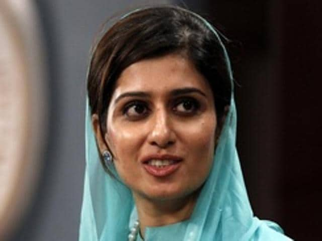 Former Pakistan foreign minister Hina Rabbani Khar(Reuters File Photo)