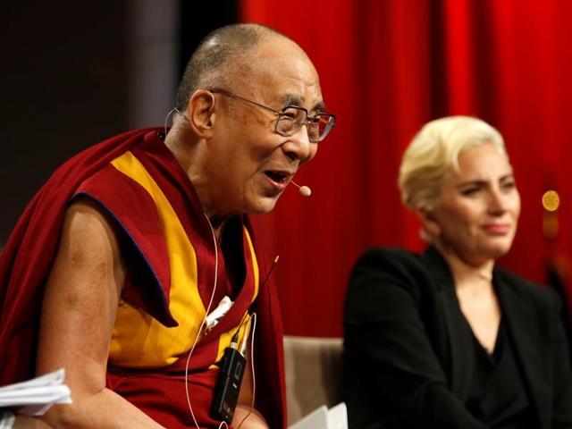 Dalai Lama,Lady Gaga,China
