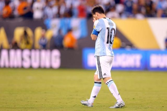 Losing in his fourth major final was too much to take for Lionel Messi, who at 29, has decided to walk away from the national team.