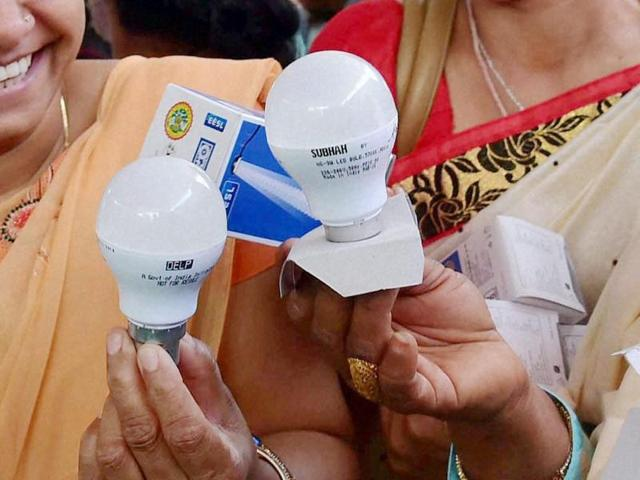 Ujala scheme is being implemented by EESL, a joint venture of leading PSUs under the administration of ministry of power.