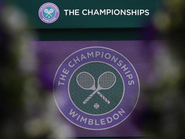 Play begins Monday. The women's singles final is July 9; the men's singles final is July 10.