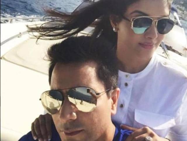 The Bollywood actress has been uploading endless photos of her Europe vacation with hubby Rahul Sharma and they are nothing short of perfect.