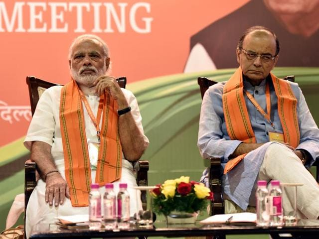 Hope changing party arithmetic  will allow passing of GST: Modi - Times of India