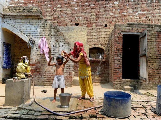 Rains,Drinking Water,Uttar Pradesh