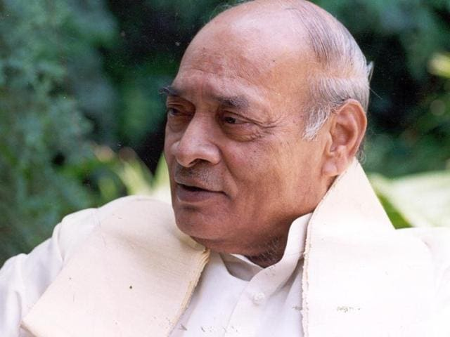 India's eighth prime minister, Pamulaparti Venkata Narsimha Rao, is remembered as an underrated albeit gifted political strategist and thinker.  (HT Photo)