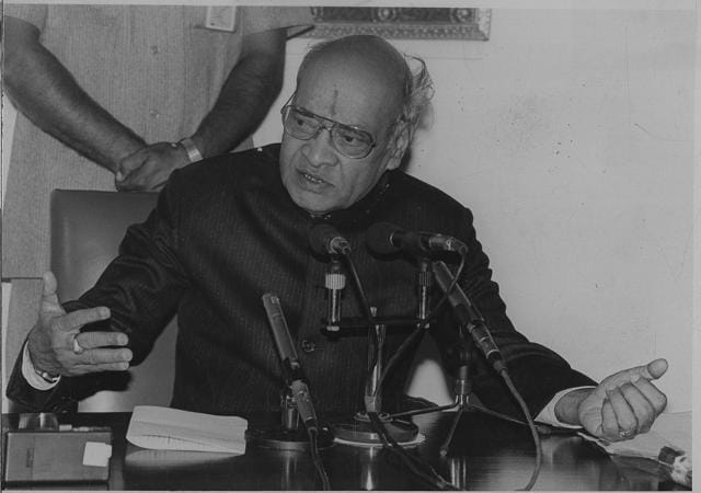 It was former Prime Minister PV Narasimha Rao's 95th birth anniversary on Tuesday.