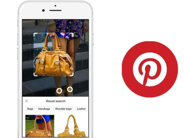 Soon you'll be able to snap a photo of an object in the real world and get related recommendations on Pinterest