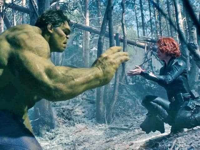 Natasha Romanoff is the only one who can control Hulk.