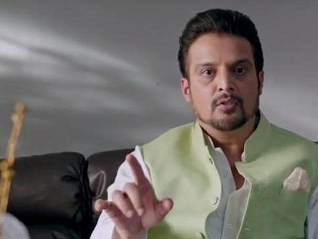 Jimmy Shergill plays a politician in the film. (YouTube)