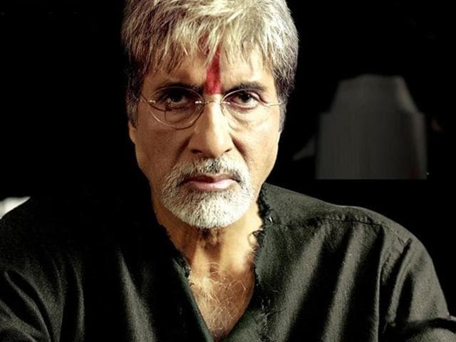 Amitabh's character in Sarkar was said to be loosely based on Balasaheb Thackeray. (YouTube)