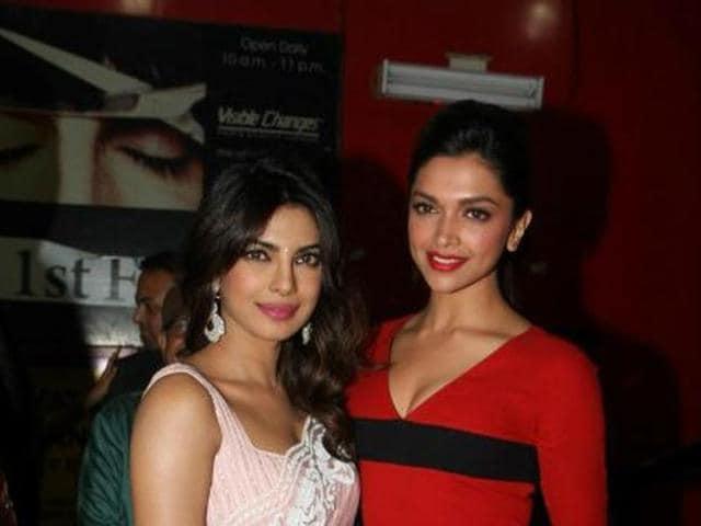 Actors Priyanka Chopra and Deepika Padukone said to have snubbed each other at IIFA.