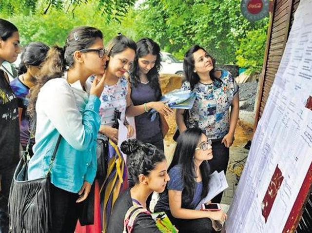 Delhi University Cutoffs