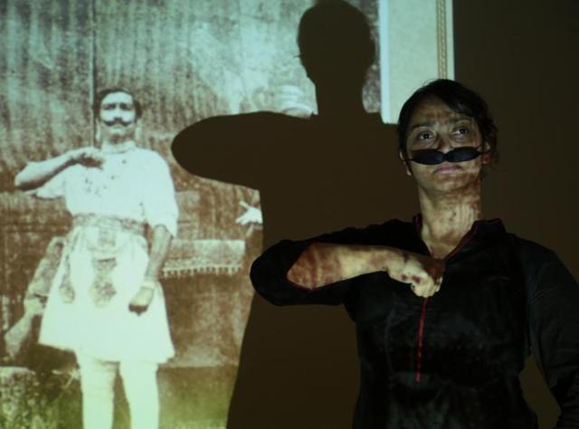 Anuja Ghosalkar in Lady Anandi