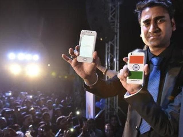 According to Ringing Bells' Founder and CEO Mohit Goel, they are ready with nearly two lakh 'Freedom 251' handsets.