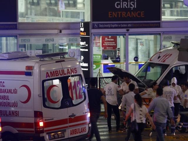 Attack on Turkey airport,Turkey airport attack death toll,Ataturk airport attack