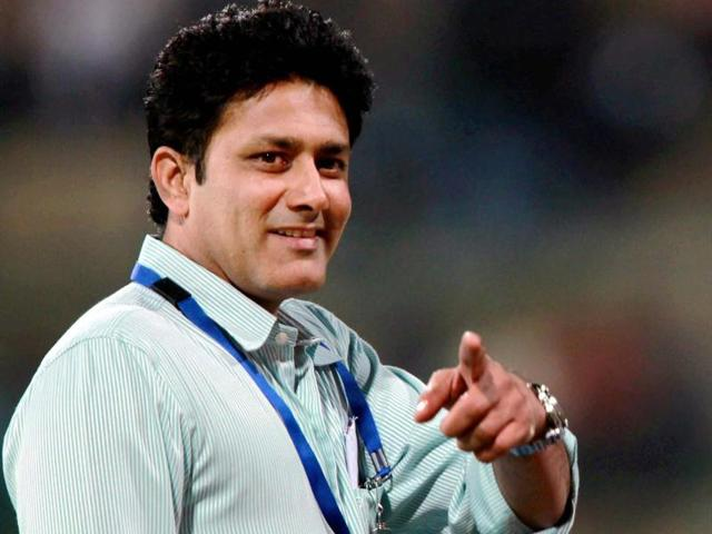 Anil Kumble was appointed as the head coach of Indian cricket team on Thursday.