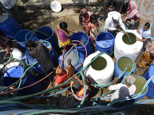 Drought,Violence over water,Bundelkhand